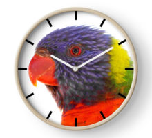 rainbow-clock
