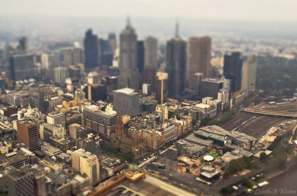 Melb minature