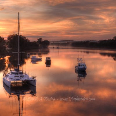 Moruya River Sunrise