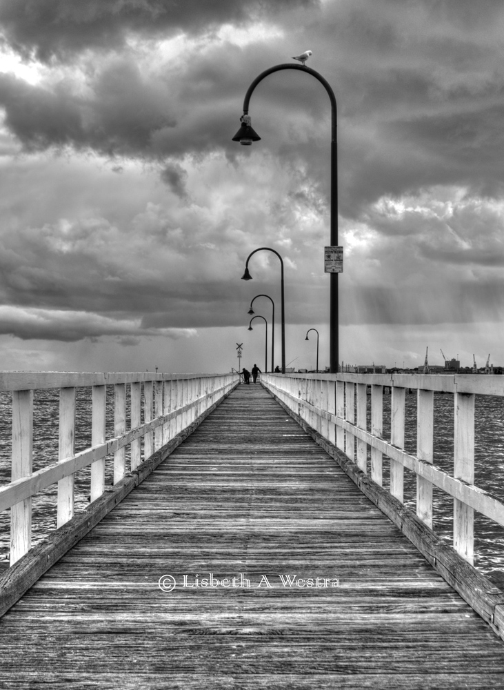 Port Melbourne Jetty